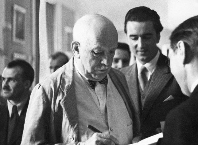 Richard Strauss, 1937