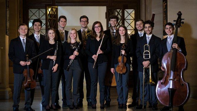 Gruppenfoto Orchesterakademie 2021-2023