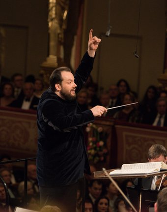 New Year's Concert 2020 with Andris Nelsons