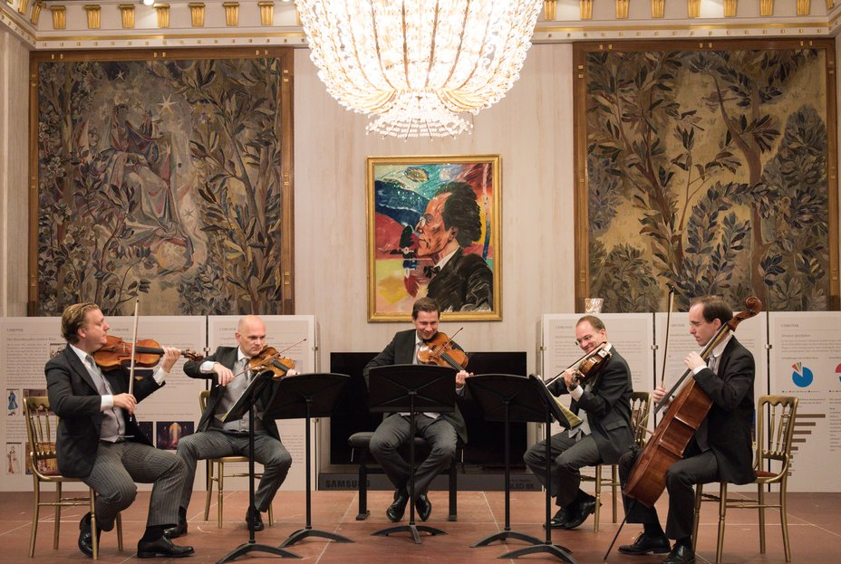 Chamber Music in the Vienna State Opera