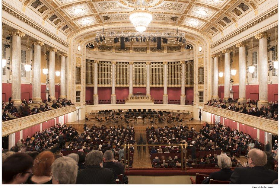 Wiener Konzerthaus - Main Hall