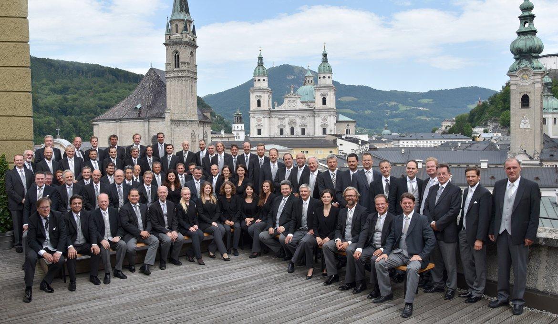 Wiener Philharmoniker in Salzburg