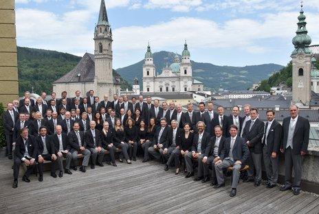 Vienna Philharmonic in Salzburg